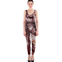 The Bleeding Tree OnePiece Catsuits