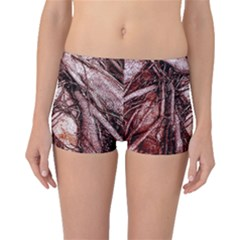 The Bleeding Tree Boyleg Bikini Bottoms
