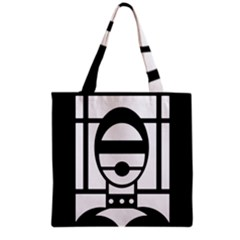 Bondage Grocery Tote Bags