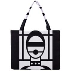 Bondage Tiny Tote Bags