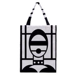 Bondage Classic Tote Bags