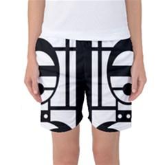 Bondage Women s Basketball Shorts