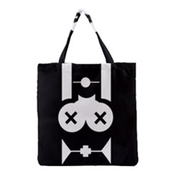 Restraint Grocery Tote Bags