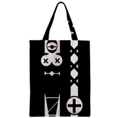 Tied-Up Classic Tote Bags