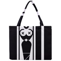 Submissive Tiny Tote Bags