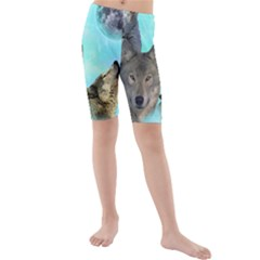 Wolves Shiney Grim Moon 3000 Kid s swimwear