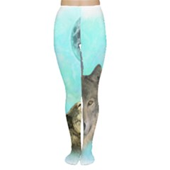 Wolves Shiney Grim Moon 3000 Women s Tights
