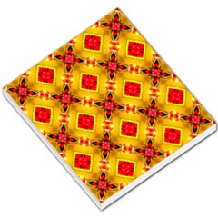 Cute Pretty Elegant Pattern Small Memo Pads