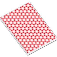 Cute Pretty Elegant Pattern Large Memo Pads