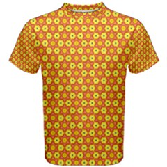Cute Pretty Elegant Pattern Men s Cotton Tees