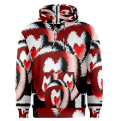 Heart Time 3 Men s Pullover Hoodies