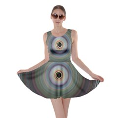 Colour Twirl Skater Dresses