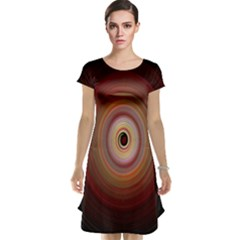 Colour Twirl Cap Sleeve Nightdresses