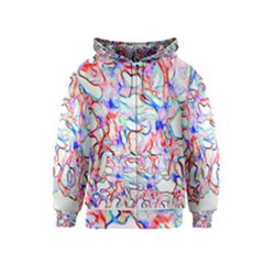 Soul Colour Light Kids Zipper Hoodies