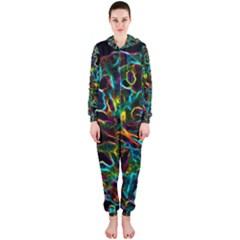Soul Colour Hooded Jumpsuit (Ladies)