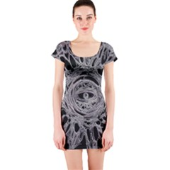 The Others 1 Short Sleeve Bodycon Dresses
