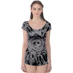 The Others 1 Short Sleeve Leotard
