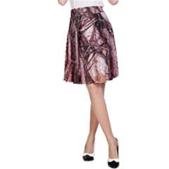 The Bleeding Tree A-Line Skirts