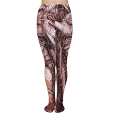 The Bleeding Tree Women s Tights