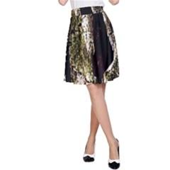 A Deeper Look A-Line Skirts