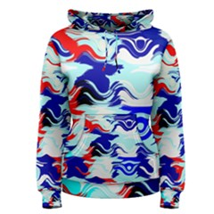 Wavy chaos Pullover Hoodie