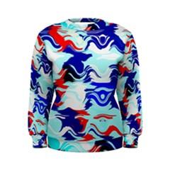 Wavy Chaos Sweatshirt