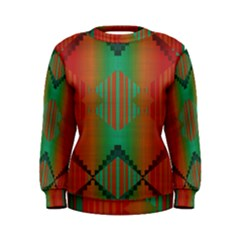 Striped tribal pattern Sweatshirt