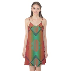 Striped tribal pattern Camis Nightgown