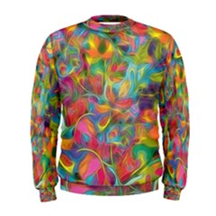 Colorful Autumn Men s Sweatshirt