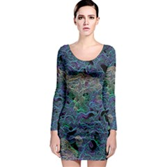 The Others 2 Long Sleeve Bodycon Dresses