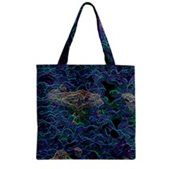 The Others 2 Zipper Grocery Tote Bags