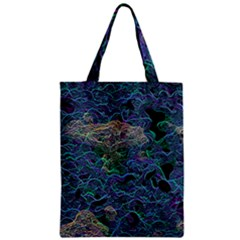 The Others 2 Zipper Classic Tote Bags