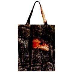 Change Zipper Classic Tote Bags