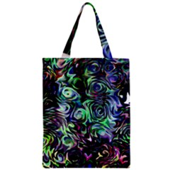 Colour Play Flowers Classic Tote Bags