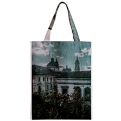 Colonial Architecture At Historic Center Of Bogota Colombia Classic Tote Bags
