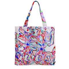 Soul Colour Light Grocery Tote Bags