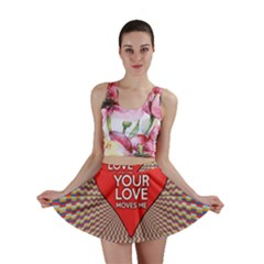 Your Love Moves Me Mini Skirts