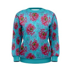 Rose Women s Sweatshirts
