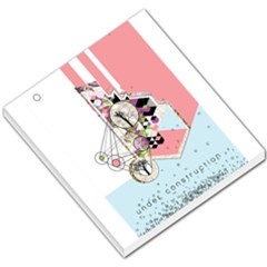 Under Construction Small Memo Pads
