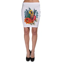 Parrot Bodycon Skirts