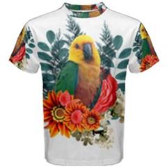 Parrot Men s Cotton Tees