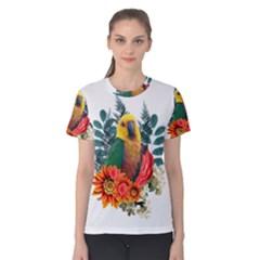 Parrot Women s Cotton Tees
