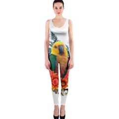 Parrot Onepiece Catsuits