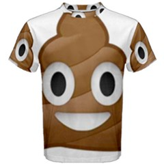 Poop Men s Cotton Tees