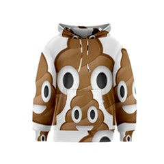 Poop Kid s Pullover Hoodies
