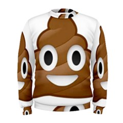 Poop Men s Sweatshirts