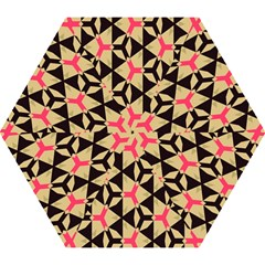 Shapes in triangles pattern Umbrella