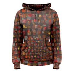 Floating squares Pullover Hoodie