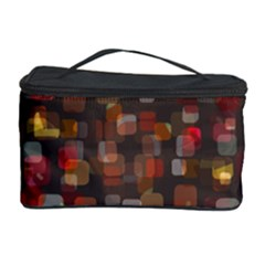 Floating squares Cosmetic Storage Case