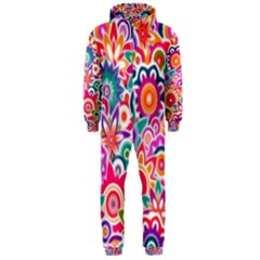 Eden s Garden Hooded Jumpsuit (Men)
